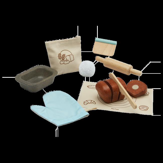 PlanToys Bread Loaf Set