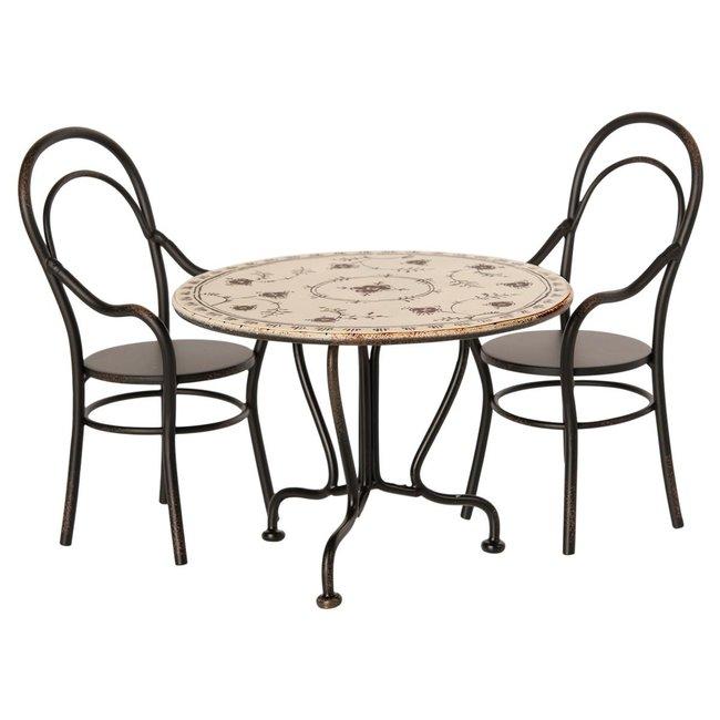 Maileg Tisch & Stühle Vintage