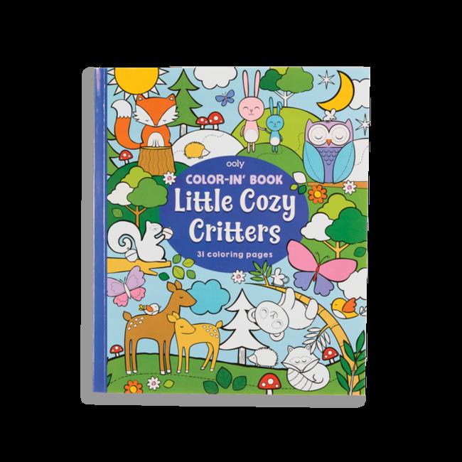 Ooly Kleurboek Dieren