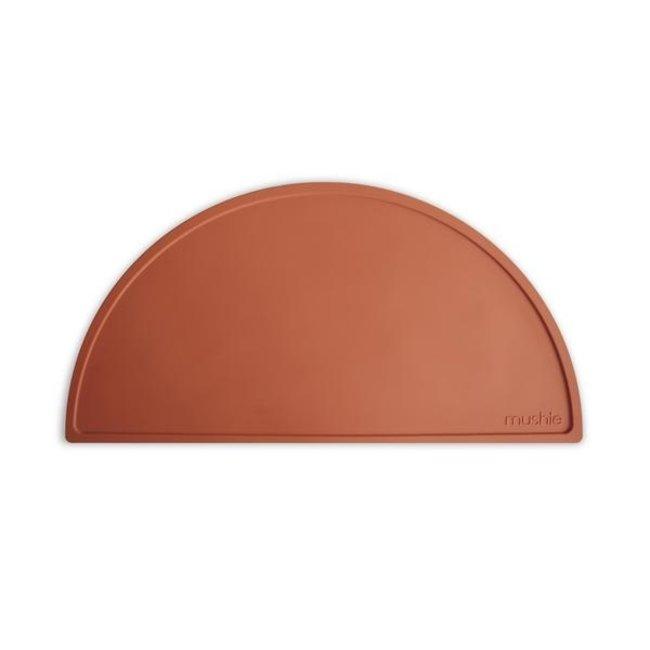 Mushie Tischset Clay