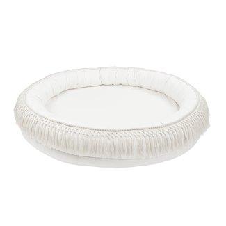 Cotton & Sweets Junior Nest Boho Weiß