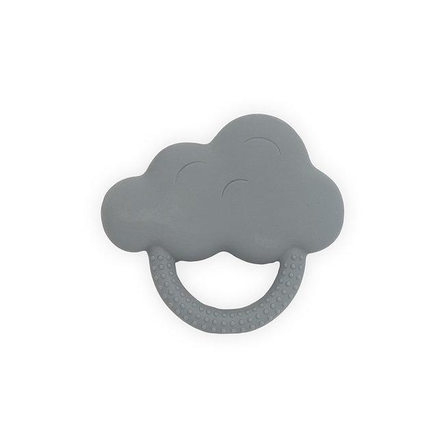 Jollein Beißring Cloud Grau