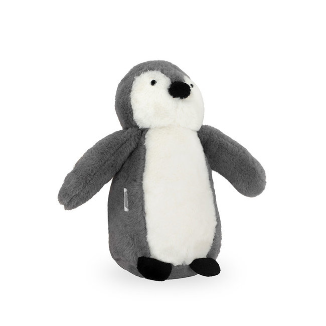 Jollein Kuscheltier Pinguin Grau