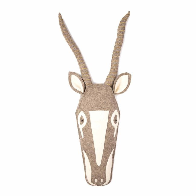 KidsDepot Dierenkop Antilope Kaio