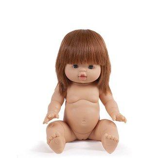 Minikane Doll Capucine Sleeping Eyes