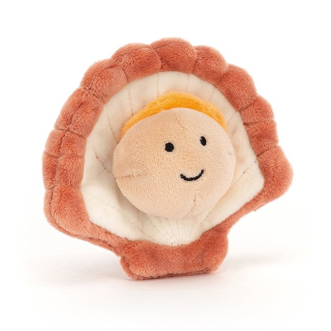 Jellycat Sensational Seafood Coquille