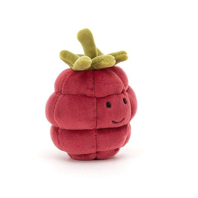 Jellycat Framboos Knuffel Fabulous Fruit