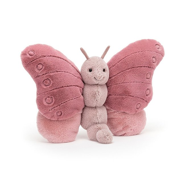 Jellycat Knuffel Vlinder Beatrice Butterfly