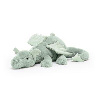 Jellycat Sage Dragon Green