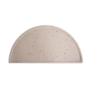 Mushie Silicone Mat Confetti