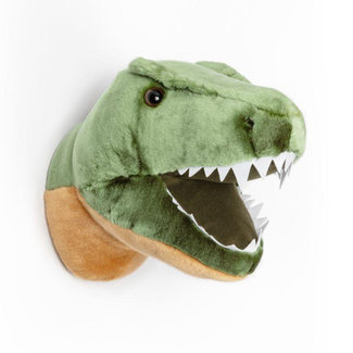 Wild and Soft T-Rex trophy soft toy Hendrik