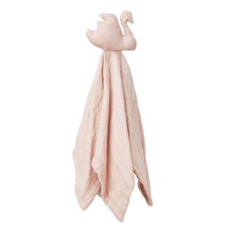 CamCam Copenhagen Cuddle Cloth Swan Pink