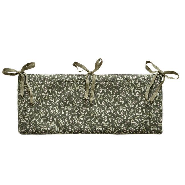 Garbo & Friends Bed Pocket Floral Moss