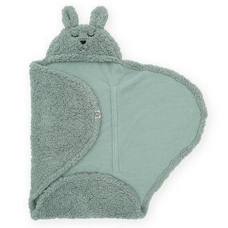Jollein Einschlagdecke Bunny Ash Green