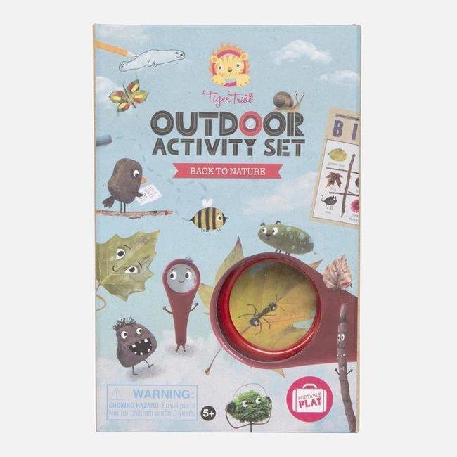 Tiger Tribe Outdoor Aktivitäten-Set