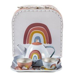 Little Dutch Tea Set In Suitcase