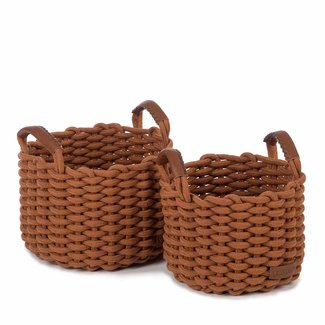 KidsDepot Baskets Korbo Copper Medium
