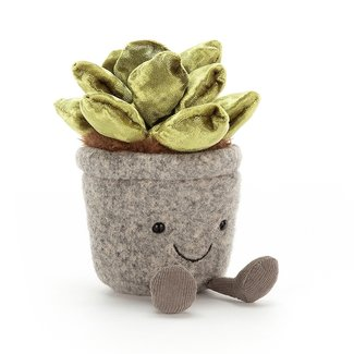 Jellycat Plant Silly Succulent Jade