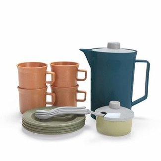 Dantoy Tea Set Bioplastic