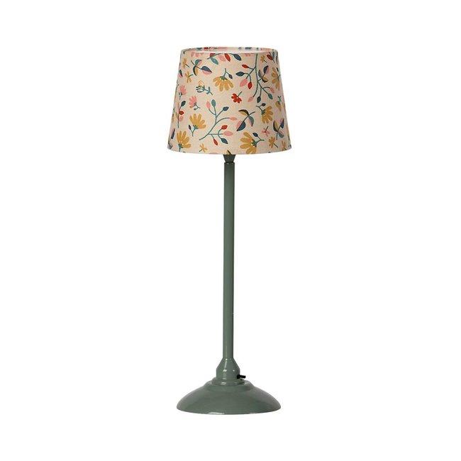 Maileg Miniatur-Stehlampe Minzgrün