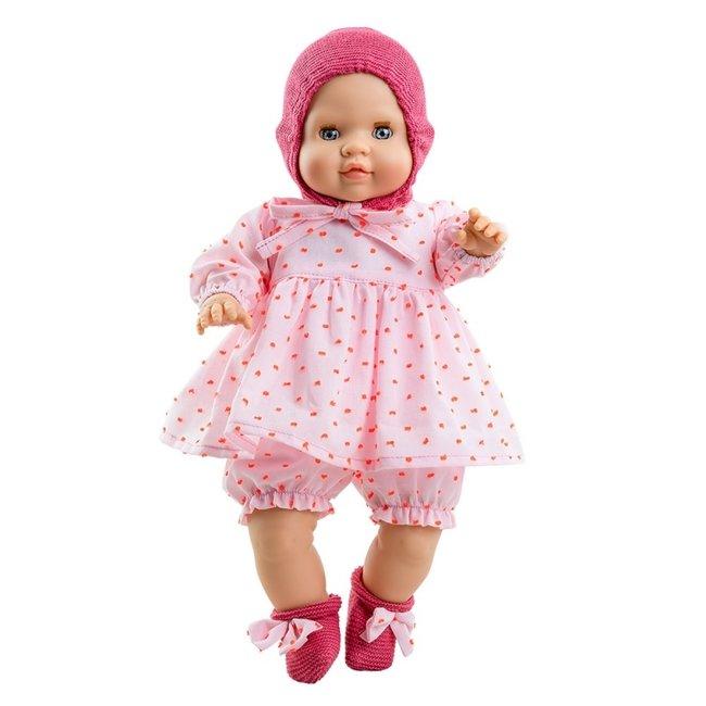 Paola Reina Doll Manus Zoe Girl