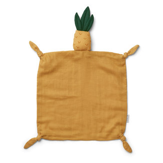 Liewood Cuddle Cloth Pineapple Agnete Yellow
