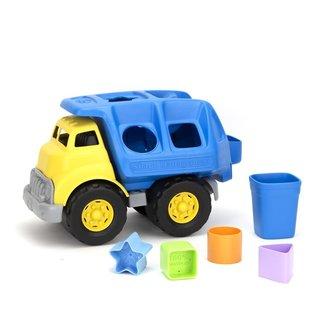 Green Toys Form-Sortierwagen