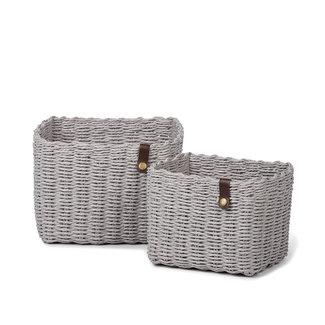 KidsDepot Baskets Grey Nouk