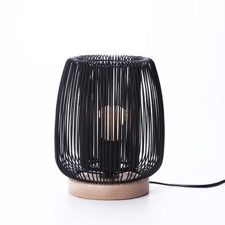 KidsDepot Table Lamp Zazu Black