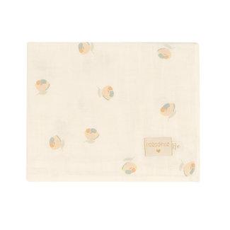 Nobodinoz Muslin Swaddle Blossom 100 x 120 cm