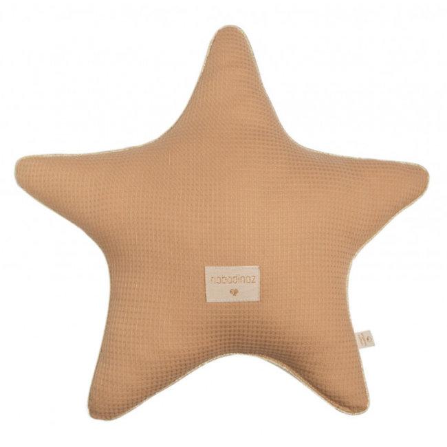 Nobodinoz Cushion Aristote Star Nude