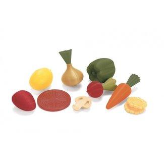 Dantoy fruit and vegetables Green Garden Bioplastic