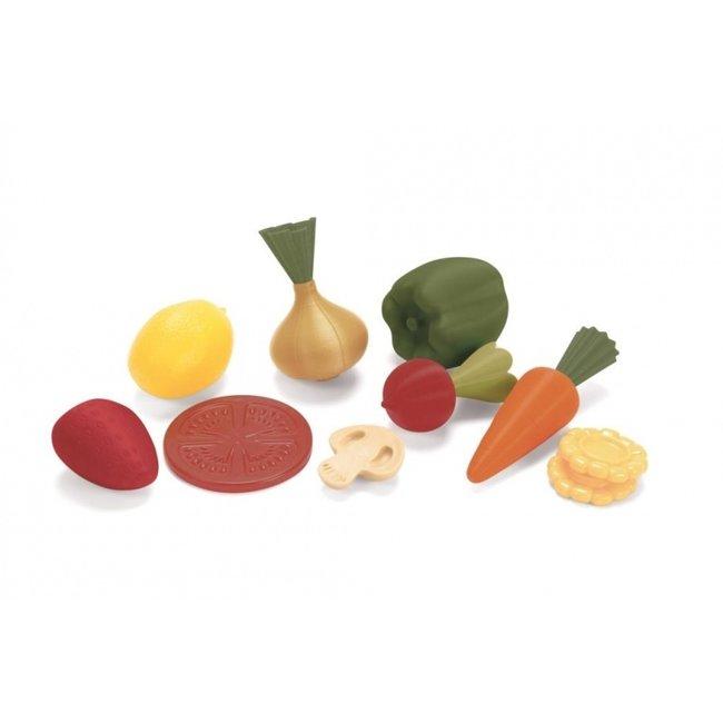 Dantoy Groenten en Fruit Green Garden Bioplastic