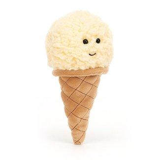 Jellycat Kuschel-Eiscreme Vanille