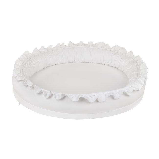 Cotton & Sweets Junior Nest Basic Weiß