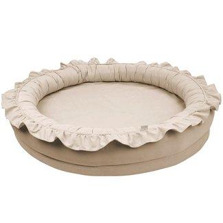 Cotton & Sweets Junior Nest Basic Dark Beige