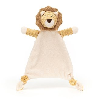 Jellycat Lion Cordy Roy Soother Yellow