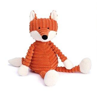 Jellycat Vos Baby Cordy Roy Knuffel Oranje 34 cm