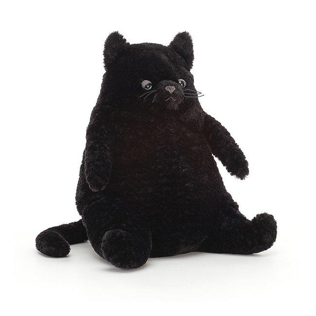 Jellycat Amore Katze Schwarz