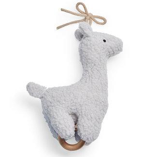 Jollein Musical Cushion Lama Grey