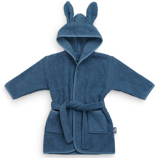 Jollein Bathrobe Baby Blue 1-2 years