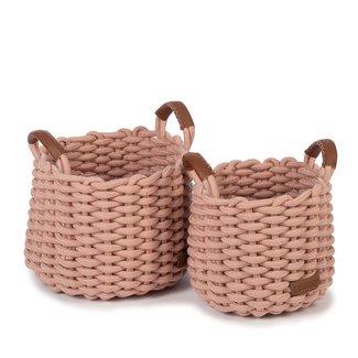 KidsDepot Baskets Korbo Pink M