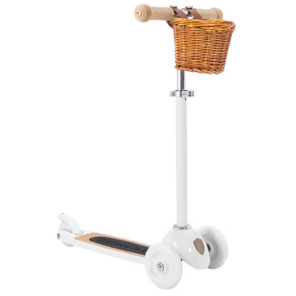 Banwood Scooter White