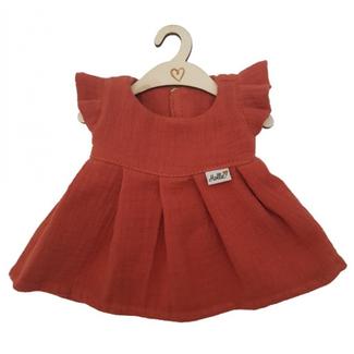 Hollie Dolls Dress Spring Terra Brown