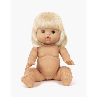 Minikane Doll Angèle Gordi Blond Hair