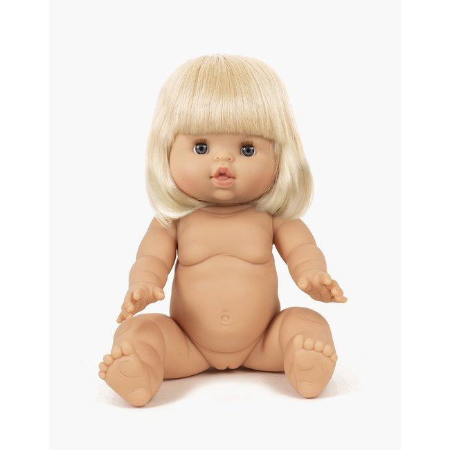 Minikane Pop Angèle Gordi Blond Haar