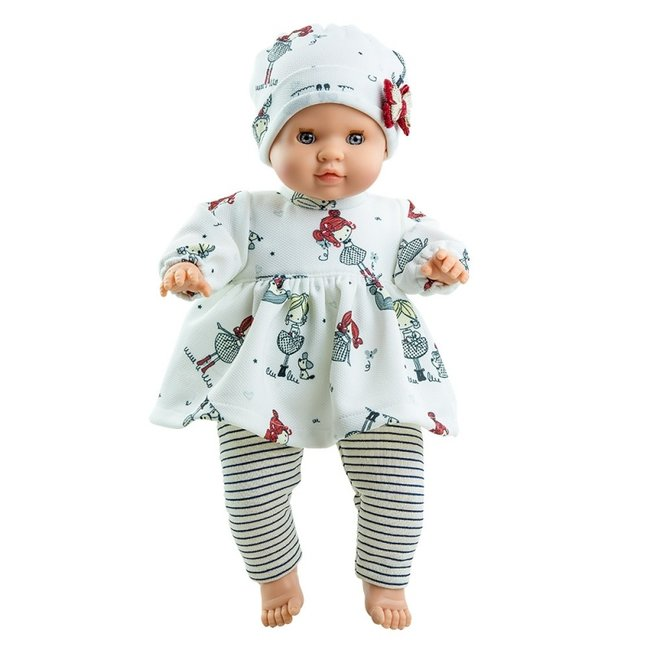 Paola Reina Puppe Manus Angela Mädchen