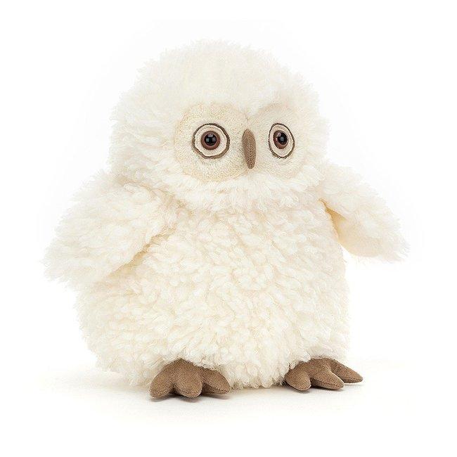Jellycat Owl Apollo Beige