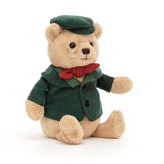Jellycat Dickensian Bear Knuffelbeer