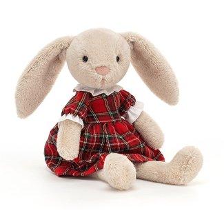 Jellycat Bunny Lottie Tartan